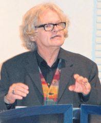 Dr. Dieter Mank - Ludder uff hessisch (Foto von Michael Prochnow)