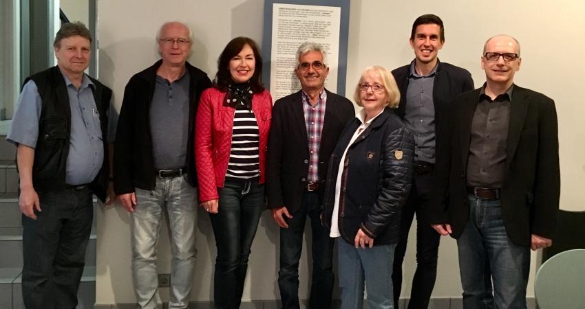 Besuch der SPD beim Heimat- und Geschichtsverein Obertshausen 2018