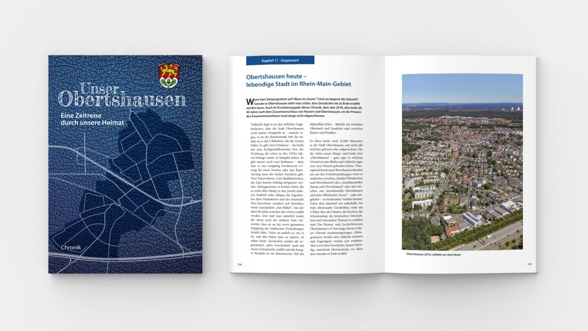Chronik Stadt Obertshausen