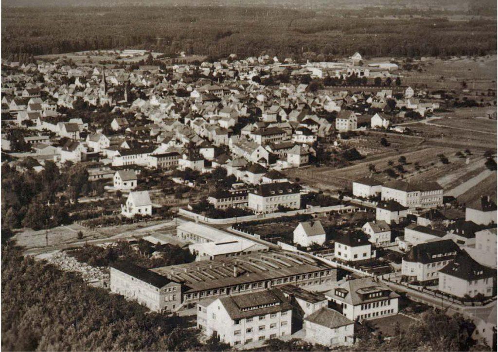 Lederwarenfabrik Gebr Picard - 1955