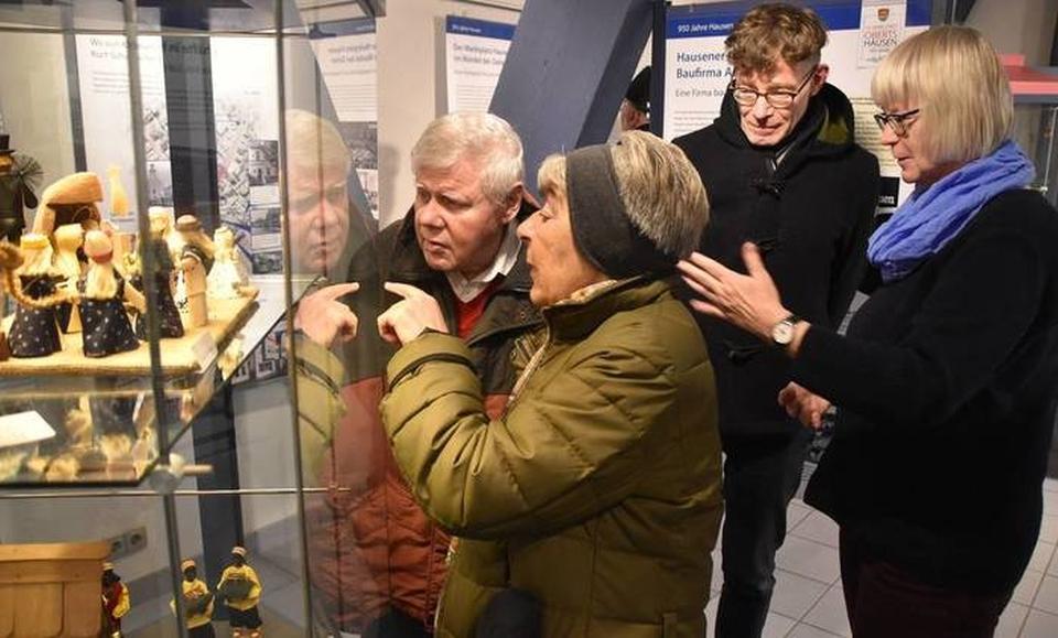 Advent im Museum: Die Krippenausstellung im Karl-Mayer- Haus ist an allen Sonntagen geöffnet.