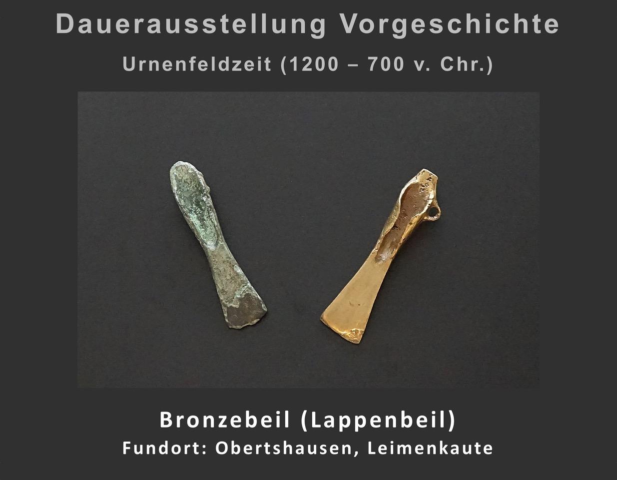 (3) Lappenbeil (Obertshausen)